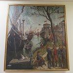 """""""Légende de sainte-Ursule"""" par Vittore CARPACCIO"""