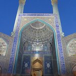 Stunning architecture and detailed artwork adorn this iconic Persian masterpiece.
