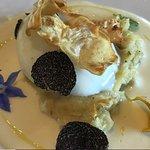 Celeriac & 63c Sous Vide Egg