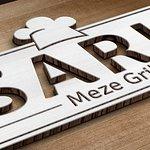 sark meze grill logo
