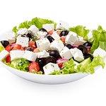 sark meze grill fresh salad