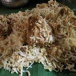 Andhra Chicken Biryani