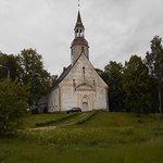 Sangaste kyrka.