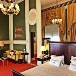 Presidential Suite of the Avenida Palace Hotel, Lisbon, Portugal by Jeremiah Christopher