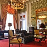 Salon of the Presidential Suite of the Avenida Palace Hotel, Lisbon, Portugal by Jeremiah Christopher
