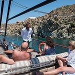 mykonos sail cruise