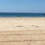 View of beach .