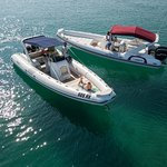 spend a beautiful an fun day on our boat