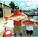 Big Red snapper