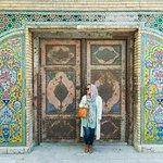 Visiting Golestan Palace in Tehran!