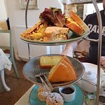 Afternoon Tea for 2 @ £24 total