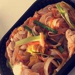 Nydelig thaimat hver gang! Det smaker helt fantastisk for en billig penge! Anbefales virkelig 😊