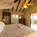 White Bay Villas - Hillside Villa bedroom