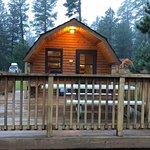 Camper Cabin 14