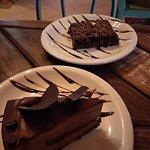 Brownie e Torta