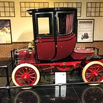 "Early ""horseless carriage"""