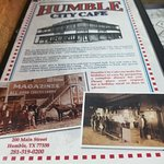 Humble City Cafe resmi