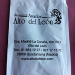 Bilde fra Asador Alto del Leon