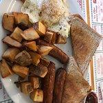 Bilde fra The Dinner Plate Family Restaurant