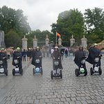 Segway Tour Madrid-Puente del Rey by Segway Travel Madrid