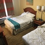 Tiny Double Bed rooms