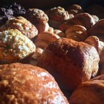 Fresh bread, viennoiserie and muffins delivered daily