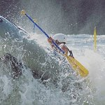 There is a welcomed rush when paddling whitewater!