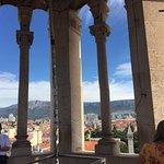 Bilde fra St. Domnius katedral og klokketårn