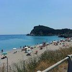 Bilde fra Baia dei Saraceni