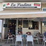 Bilde fra La Piadina