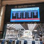 Estação para ida ao Tigre
