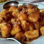 Gnocchi di patate al cinghiale