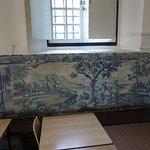 Classroom tile work