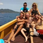 Divemaster/Instructor Friends