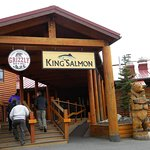 صورة فوتوغرافية لـ King Salmon