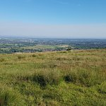 fantastic views from Holcombe Hill