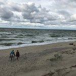 surfers at 13degC (water 16degC)