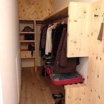 Zona armadio (Open)