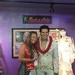 Elvis, Johnny Fortuno