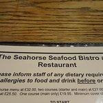 Bild från Seahorse Seafood Bistro and Restaurant