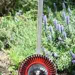 Banjo by Elon Ebanks in 2018 event San Diego Botanic Garden SDBGGarden.org