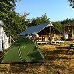 camping Brénazet, safaritent