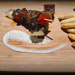 Hickory Nut Gap Tenderloin Kebabs
