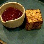 Sobremesa de Queijo com Goiabada Cascão
