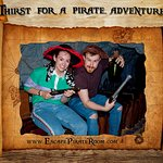 Thirst for a pirate adventure!