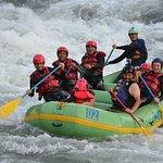 Rafting Rio Trancura!!