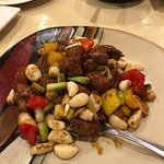 Filet & garlic