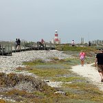صورة فوتوغرافية لـ ‪Cape Agulhas - Southernmost Tip of Africa‬
