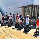 Segway miami tour of South beach Segway tour, ArtDeco Segway tours, Miami ami beach Segway tours