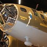 Restored Boeing B-17 F Flying Fortress